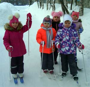 Конспект непосредственно образовательной деятельности с детьми средней группы «Прогулка в зимний лес»