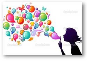 Логопедический проект «Мыльные пузыри – игра или загадка» в подготовительной группе для детей с ОНР