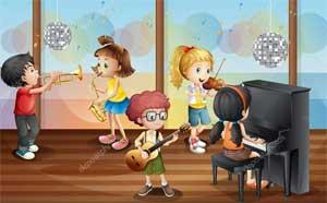 Родительский клуб на тему: «Музыка и здоровье детей»