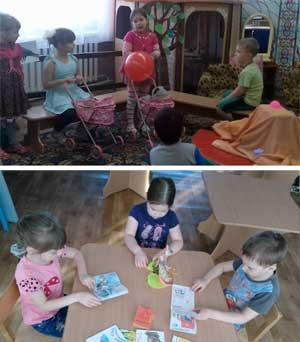Развитие речевой культуры детей старшего дошкольного возраста