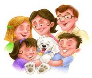 Проект: «Моя счастливая семья»