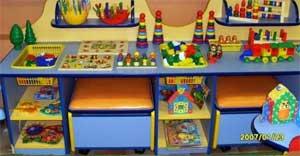 «Стимулирование сенсомоторного развития в раннем возрасте»