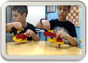 Непрерывная образовательная деятельность по легоконструированию и робототехнике для детей 5-6 лет «Жила была шестеренка»