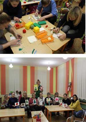 «Ниткография как вид нетрадиционного рисования в детском саду»