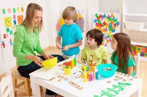 Статья «Сенсомоторное развитие детей дошкольного возраста»