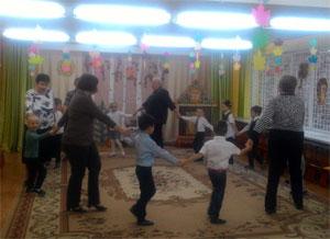 Доклад на тему: «Культурно — досуговая деятельность как средство развития навыков межличностного общения у детей с задержкой психического развития старшего дошкольного возраста»