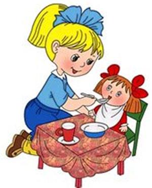 Игры с куклами в нравственном воспитании дошкольников