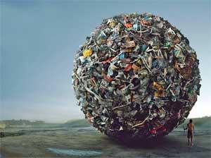Развлекательно-познавательное мероприятие по экологии «Куда исчезает мусор» (старшая группа)