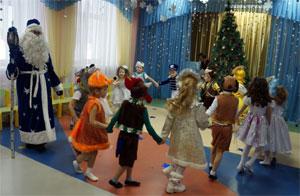 Сценарий новогоднего праздника для подготовительной группы «Новогодние приключения»