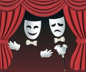 Сюжетно – ролевая игра для детей старшего дошкольного возраста: «Знакомство с театром»