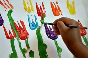 Проект по художественному творчеству для детей младшего дошкольного возраста «Я садовником родился»