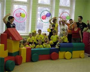 Образовательно-игровой цикл с участием родителей и детей.