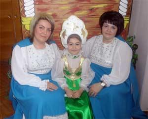 Сценарий фольклорного праздника «Весенние посиделки» с детьми подготовительной группы.