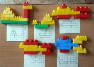 Картотека игр по легоконструированию для старшего дошкольного возраста