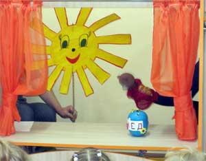 Развитие речи детей раннего возраста посредством театрализованной деятельности