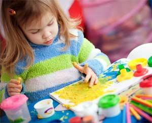 Влияние нетрадиционных техник рисования на развитие детей с синдромом Дауна