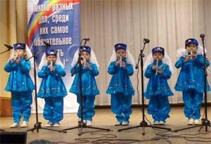 Интегрированное занятие «Знакомство с татарским народом» для детей средней группы детского сада.