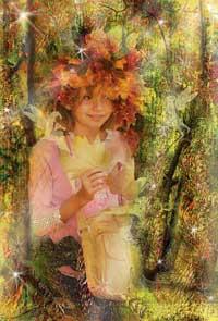 Сценарий праздника - Золотая волшебница Осень