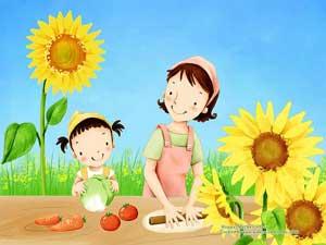 Сценарий праздника День матери в детском саду
